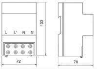 Dimensions filtre cpl prostop65 1