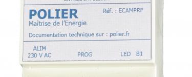 Ecamprf télérelève compteur électrique polier