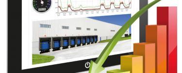 Energy portal gestion consommation à distance serveur web