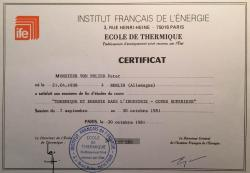 Ife thermique