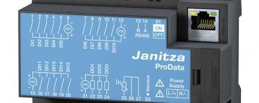 Prodata 01 concentrateur impulsion data logger