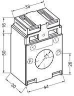 421  transformateur de courant classique
