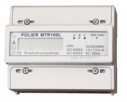Mtr100l compteur electrique modulaire